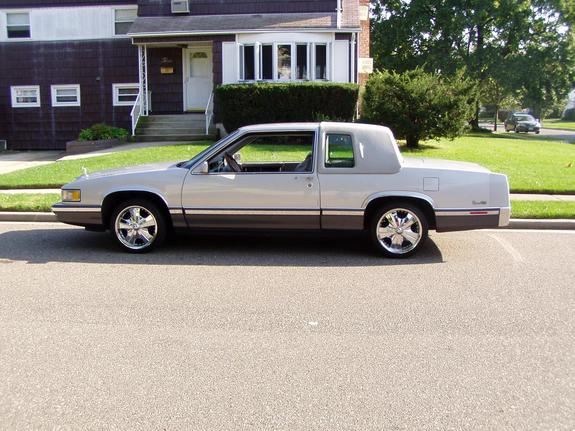 Another dacoupe 1991 Cadillac DeVille post... - 2326182
