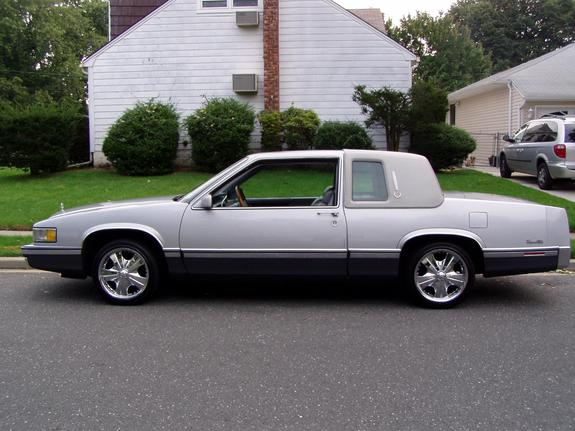 Another dacoupe 1991 Cadillac DeVille post... - 2326183