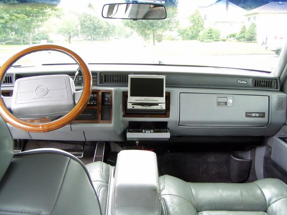 Another dacoupe 1991 Cadillac DeVille post... - 2326184