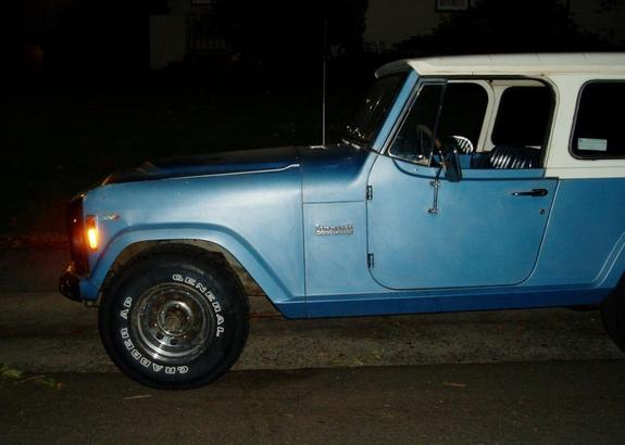 Another Rinsan 1972 Jeep Cherokee post... - 2331796