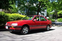 PJPHughes1 1989 Peugeot 405