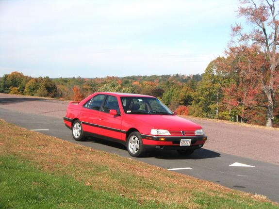 Another PJPHughes1 1989 Peugeot 405 post... - 2333371