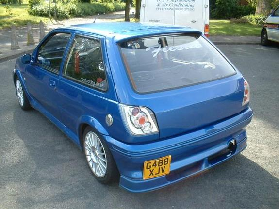 Another fiestaboy 1990 Ford Fiesta post... - 2334161