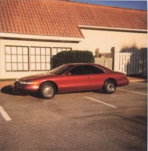 Another My93MarkVIII 1993 Lincoln Mark VIII post... - 2338478