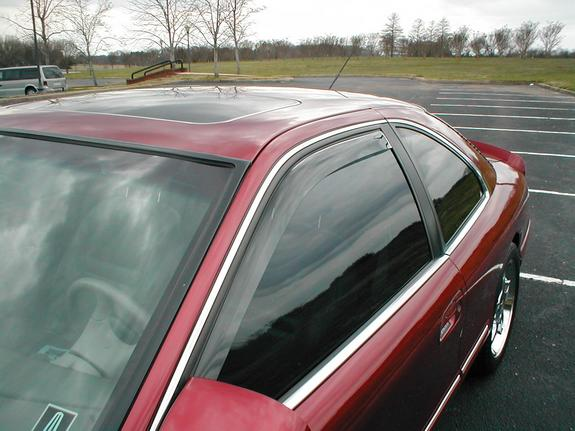 Another My93MarkVIII 1993 Lincoln Mark VIII post... - 2338499