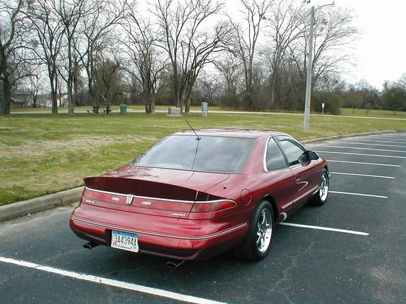Lincoln mark viii mods