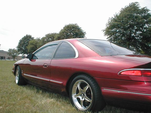 Another My93MarkVIII 1993 Lincoln Mark VIII post... - 2338517