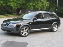 daguped 2003 Audi allroad