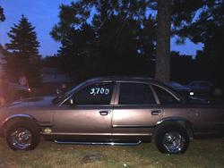 crownvic74 1995 Ford Crown Victoria