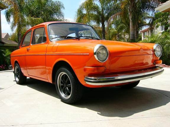 73notch 1973 Volkswagen Notchback 2343208