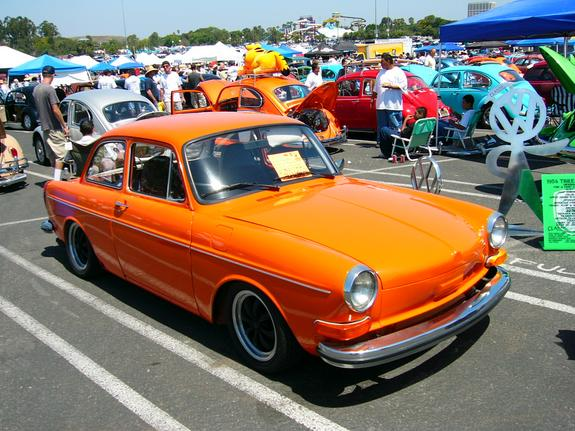 73notch 1973 Volkswagen Notchback