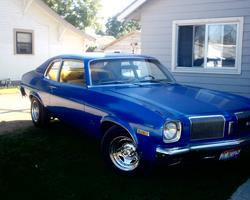 bluepers 1973 Oldsmobile Omega