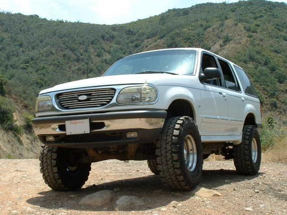2003 ford explorer lift 2003 f150 rough country 2. Black Bedroom Furniture Sets. Home Design Ideas