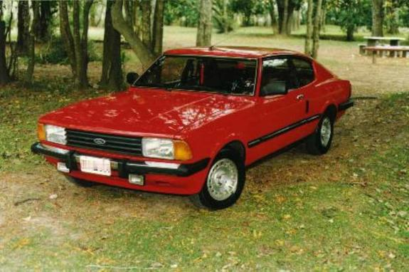 Another hreale 1981 Ford Taunus post... - 2349695