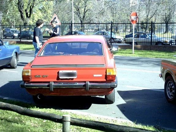 Another hreale 1981 Ford Taunus post... - 2349701