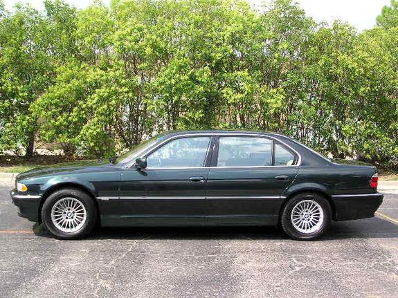 ambishop 2001 BMW 7 Series