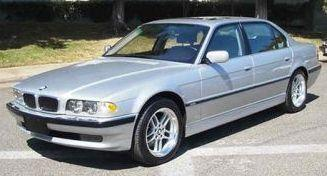 Another ambishop 2001 BMW 7 Series post... - 2351320