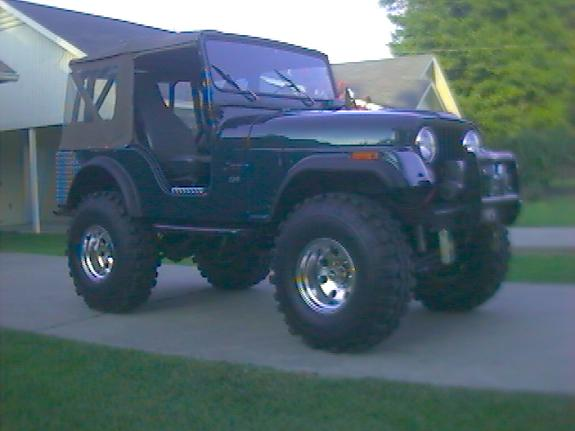big74cj5's 1974 Jeep CJ5