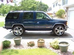 lacnuthinheres 1999 GMC Yukon