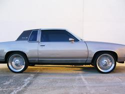 supremeclassic 1984 Oldsmobile Cutlass Supreme