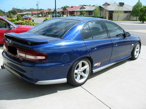 gtrvt 1998 Holden Commodore 2356885