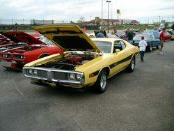 scatpak 1973 Dodge Charger