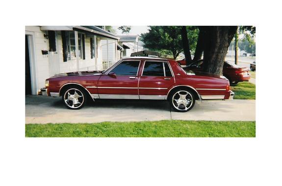Another icdout90 1990 Chevrolet Caprice post... - 2361955