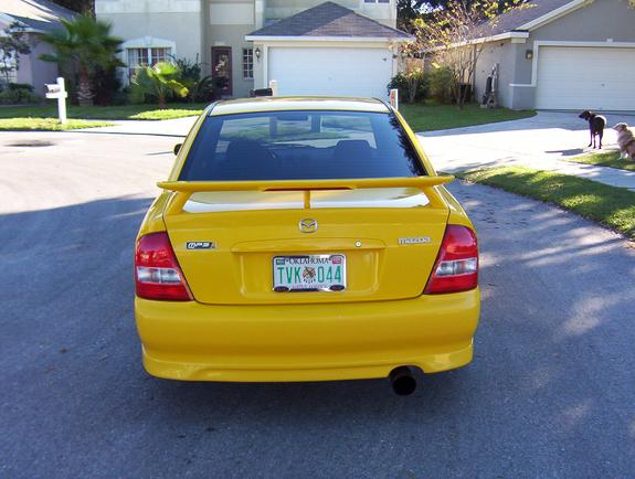 Another RyanYellowMp3 2001 Mazda Protege post... - 2359156
