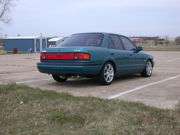 The Best 1993 Mazda Protege Lx
