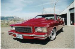 Chris_rollin2lows 1978 Chevrolet Monte Carlo
