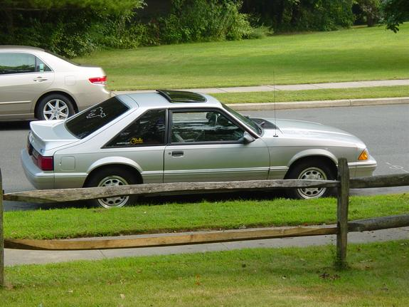 SilverStang23's 1993 Ford Mustang