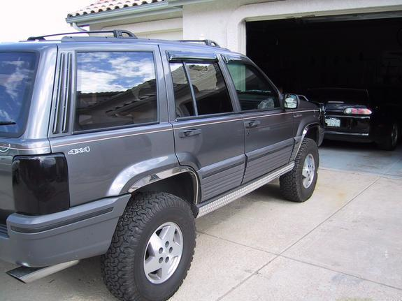 Another ROBZILA 1998 Jeep Grand Cherokee post... - 2366889
