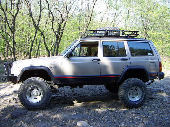 jeepinkrannyman 1993 jeep cherokee specs photos modification info at cardomain. Black Bedroom Furniture Sets. Home Design Ideas