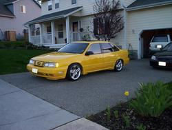 Another yellowsho 1989 Ford Taurus post... - 2370760