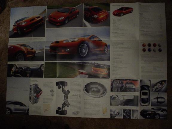 Another EclipseUFO 2002 Mitsubishi Eclipse post... - 2371995