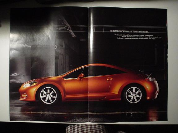 Another EclipseUFO 2002 Mitsubishi Eclipse post... - 2371996