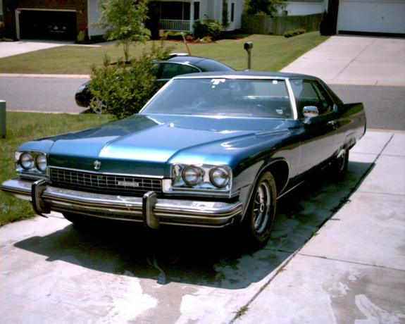 Large on 1973 Buick Electra 225