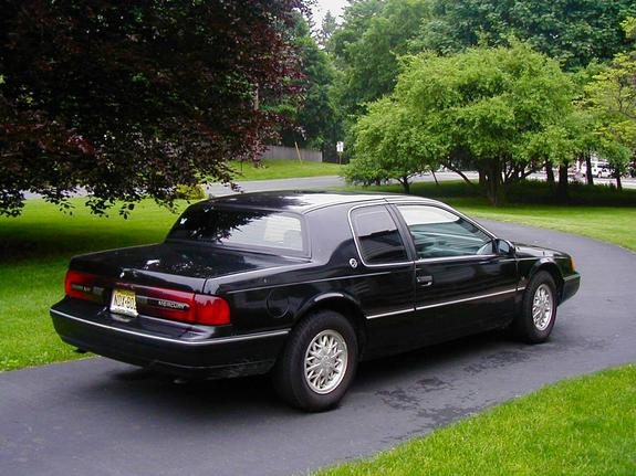 93cougar302 1993 Mercury Cougar Specs Photos