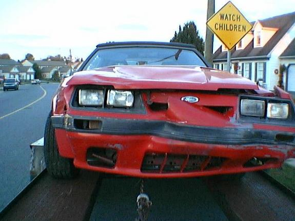 Another oreck 1986 Ford Mustang post... - 2374488