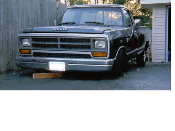 Deuce6911 39 S 1986 Dodge D150 Club Cab Page 2 In Minneapolis Mn