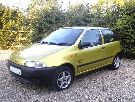 puntomodsta 1995 fiat punto specs photos modification info at cardomain. Black Bedroom Furniture Sets. Home Design Ideas