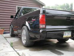 clonephoon 1991 GMC Syclone