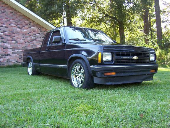 1992 S10 Lowrider 1992 Chevrolet S10 Regular