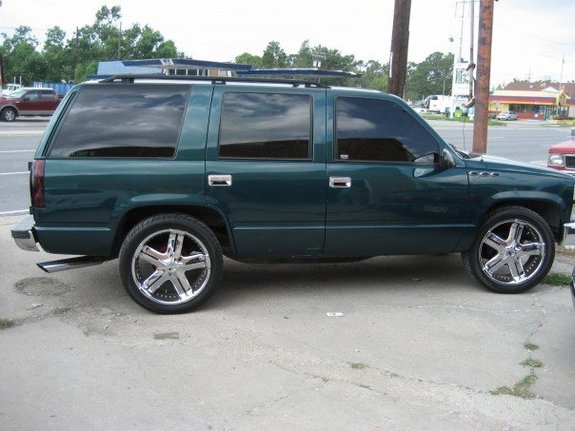 whipin504 1999 Chevrolet Tahoe