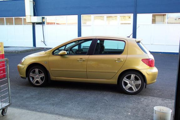 Another vectropug 2003 Peugeot 307 post... - 2378143