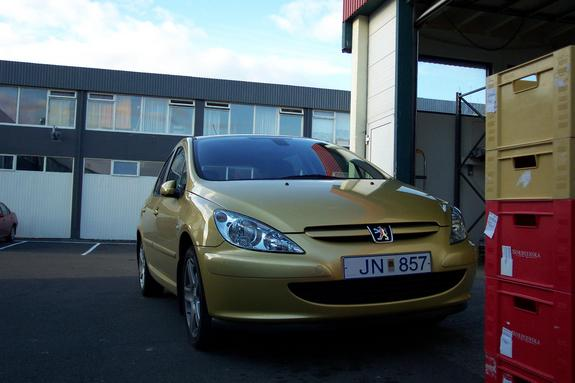 Another vectropug 2003 Peugeot 307 post... - 2378144