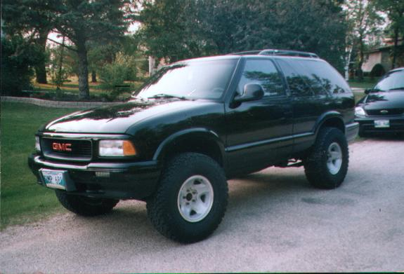 Sweetjimmy 1996 Gmc Jimmy Specs Photos Modification Info At Cardomain