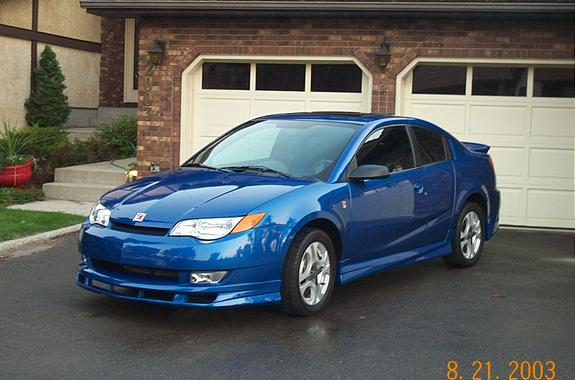 Thegecko 2003 Saturn Ion Specs Photos Modification Info At Cardomain