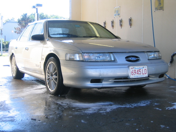 slickn 1992 Ford Taurus Specs, Photos, Modification Info ...