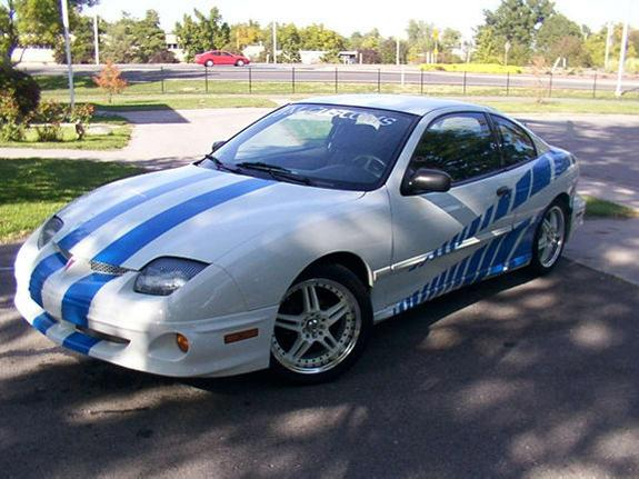 jmcustoms 2001 Pontiac Sunfire